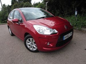 Click here for more details about this Citroen C3 VTR PLUS
