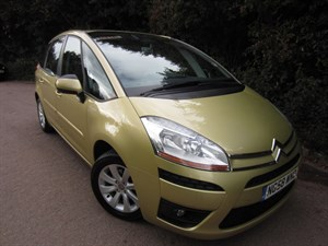 Click here for more details about this Citroen C4 Picasso VTR PLUS HDI 5STR EGS