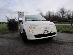used Fiat 500 POP in guildford-surrey