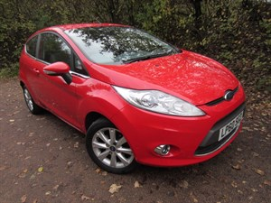 Click here for more details about this Ford Fiesta ZETEC 16V