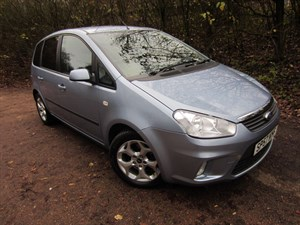 Click here for more details about this Ford Focus C-Max ZETEC