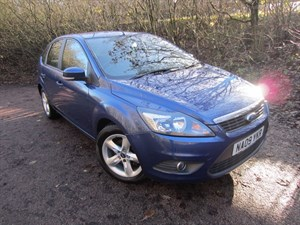 Click here for more details about this Ford Focus ZETEC TDCI