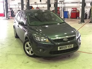 Click here for more details about this Ford Focus ZETEC