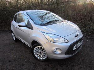 Click here for more details about this Ford KA ZETEC TDCI