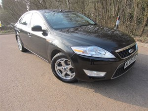 Click here for more details about this Ford Mondeo ZETEC TDCI