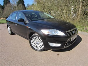 Click here for more details about this Ford Mondeo GHIA TDCI