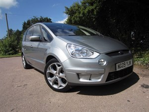 used Ford S-Max TITANIUM TDCI in guildford-surrey