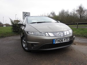 used Honda Civic SE I-VTEC in guildford-surrey