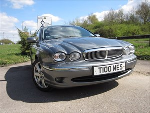 used Jaguar X-Type SE in guildford-surrey