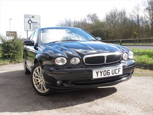 used Jaguar X-Type S D in guildford-surrey