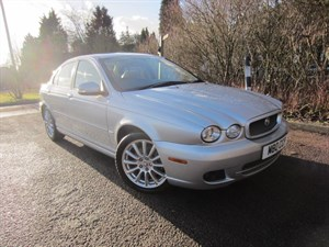 Click here for more details about this Jaguar X-Type S