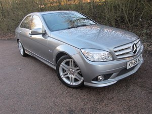 Click here for more details about this Mercedes-Benz C220 CDI BLUEEFFICIENCY SPORT