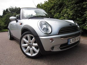 used MINI Convertible COOPER in guildford-surrey