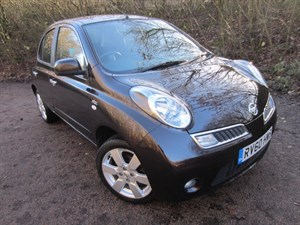 Click here for more details about this Nissan Micra N-TEC