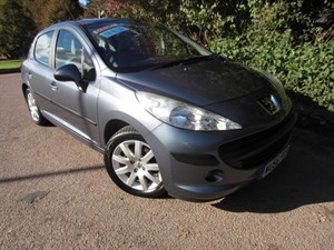 Click here for more details about this Peugeot 207 SE
