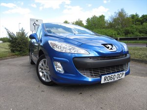 used Peugeot 308 MILLESIM in guildford-surrey