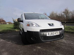 used Peugeot Partner HDI SE L1 625 in guildford-surrey