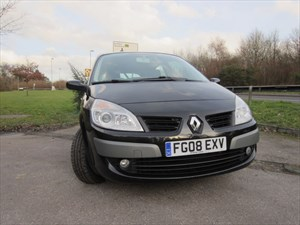 used Renault Grand Scenic DYNAMIQUE DCI in guildford-surrey