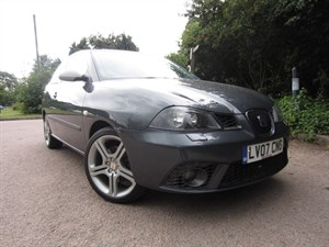 Click here for more details about this SEAT Ibiza FR TDI PD 130BHP