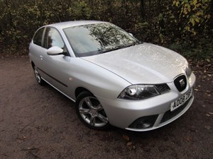 Click here for more details about this SEAT Ibiza SPORTRIDER