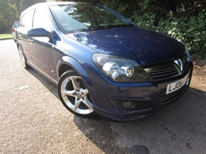 Click here for more details about this Vauxhall Astra SRI XP