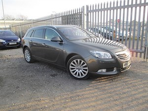 Click here for more details about this Vauxhall Insignia ELITE NAV CDTI