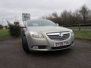 used Vauxhall Insignia SRI CDTI in guildford-surrey