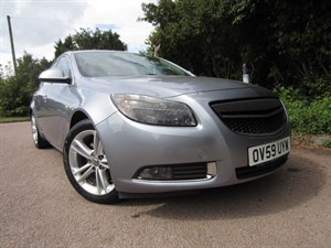 Click here for more details about this Vauxhall Insignia SRI NAV CDTI 160