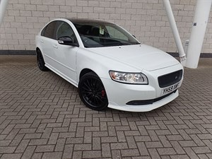 Click here for more details about this Volvo S40 D DRIVE R-DESIGN