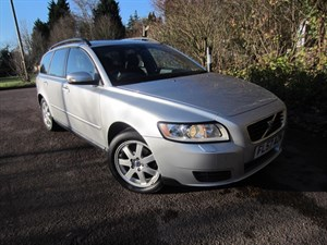 Click here for more details about this Volvo V50 S D