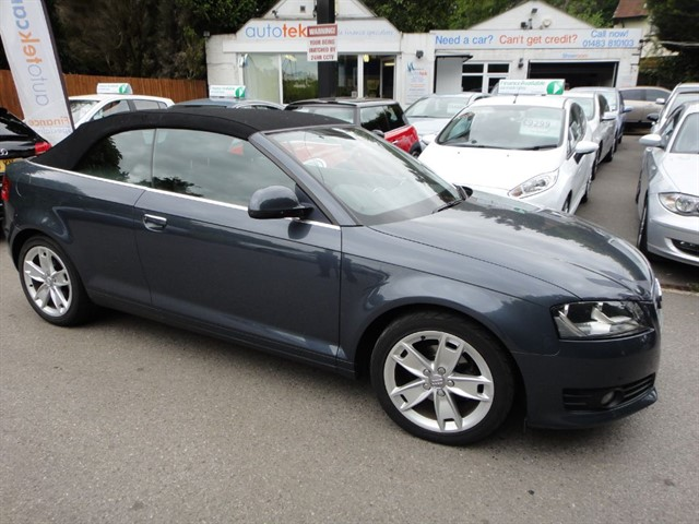 used Audi A3 TDI SPORT in guildford-surrey