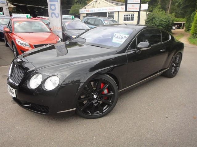used Bentley Continental GT  in surrey