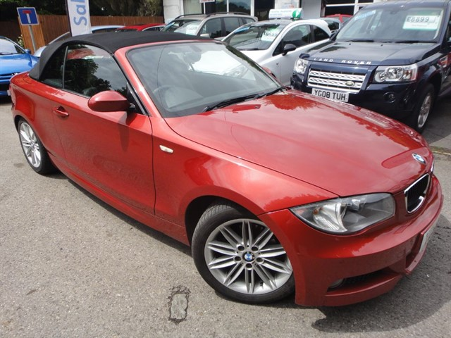 used BMW 118i M SPORT in guildford-surrey