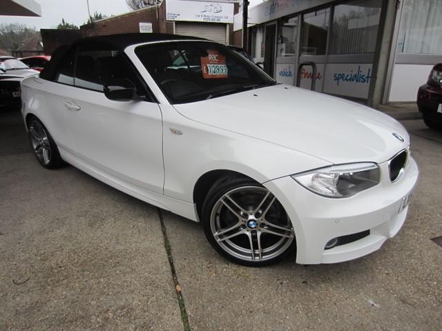 used BMW 118i SPORT PLUS EDITION in surrey