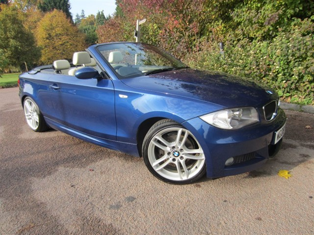 used BMW 120i M SPORT in guildford-surrey