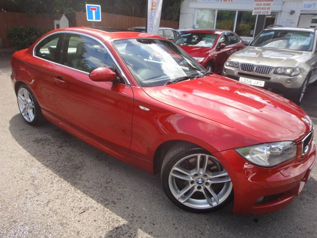 used BMW 123d M SPORT in guildford-surrey