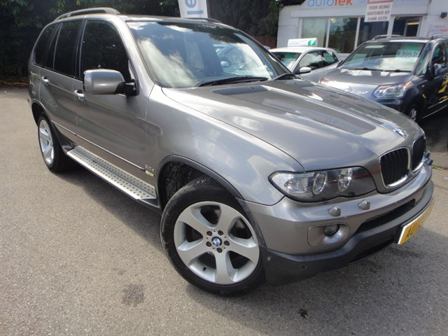 used BMW X5 D SPORT in surrey