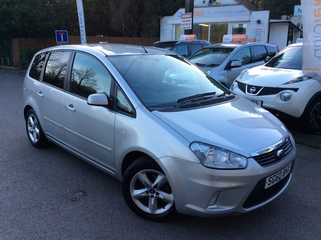 used Ford C-Max ZETEC in surrey