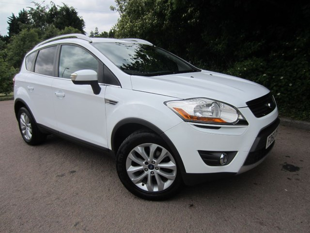 used Ford Kuga TITANIUM TDCI AWD in guildford-surrey