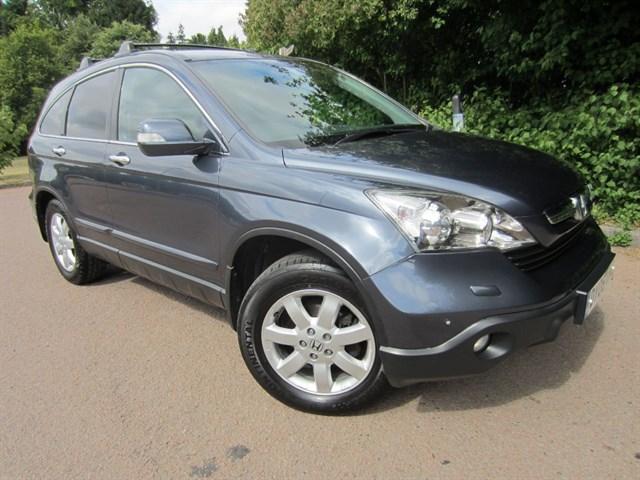 used Honda CR-V I-CTDI ES in guildford-surrey