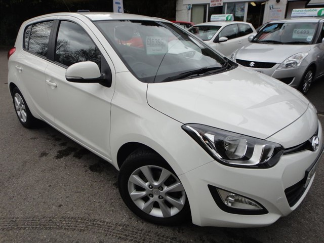 used Hyundai i20 ACTIVE in guildford-surrey