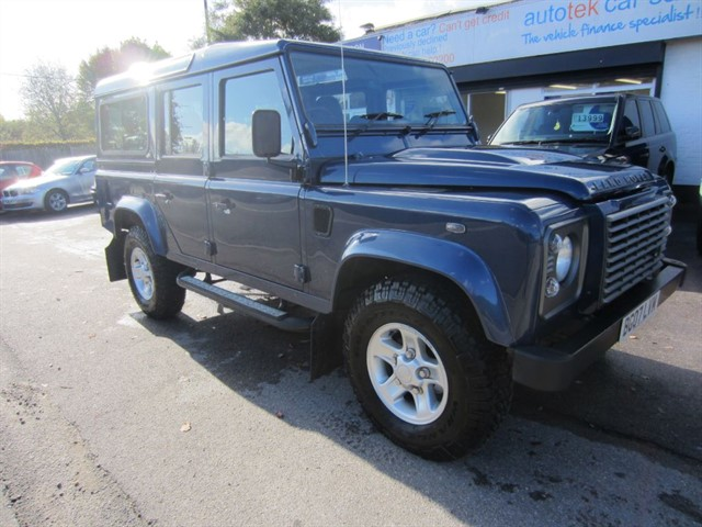 used Land Rover Defender 110 XS STATION WAGON in surrey