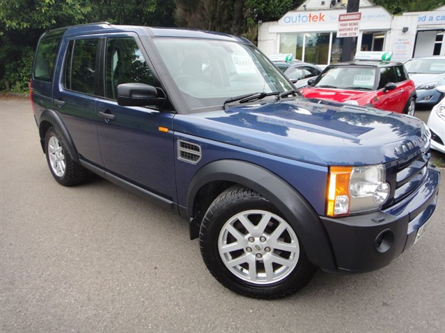 used Land Rover Discovery 3 TDV6 XS in surrey