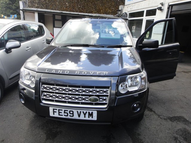 used Land Rover Freelander TD4 E GS in guildford-surrey