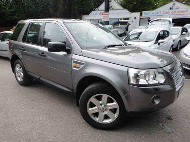 used Land Rover Freelander TD4 GS in guildford-surrey