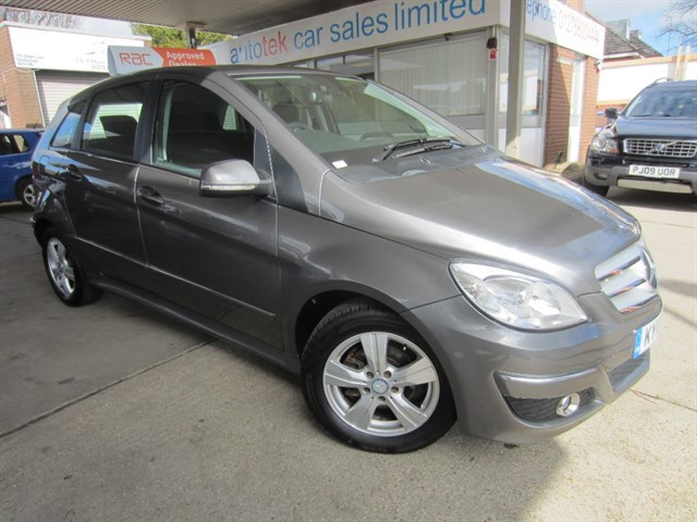 used Mercedes B160 SE in surrey