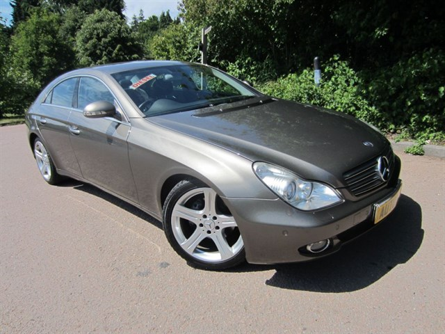 used Mercedes  CLS CLS320 CDI in guildford-surrey