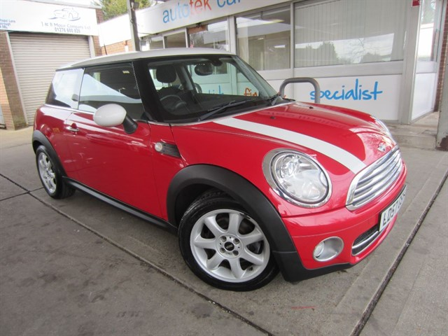 used MINI Hatch COOPER D in surrey