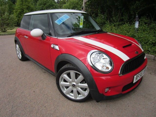 used MINI Hatch COOPER S in guildford-surrey