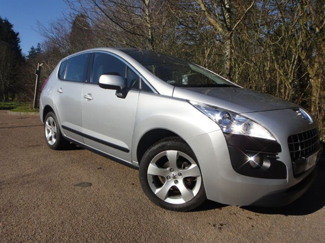 used Peugeot 3008 ACTIVE E-HDI FAP in guildford-surrey